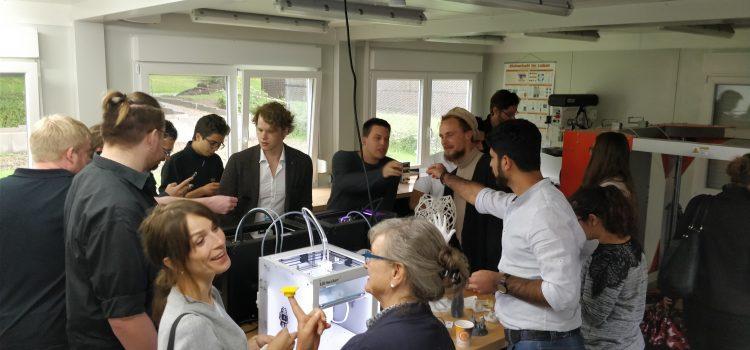 Seminar mit Stipendiaten der Hans-Böckler-Stiftung