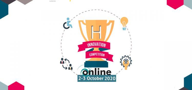 Bis 31.08.20 bewerben! Wettbewerb InnovationH