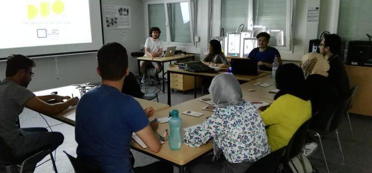 Video: Open Source Hardware Workshop
