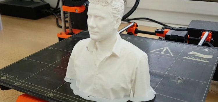 Online Einführungskurs in 3D-Druck am 12. April 2021 von 17:00 bis 19:00 Uhr